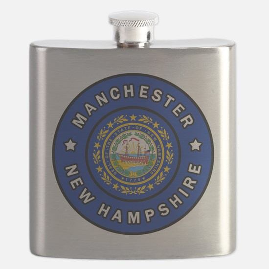 Unique Durham Flask