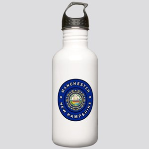 Manchester New Hampshi Stainless Water Bottle 1.0L