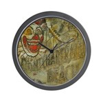 Pontchartrain Beach Wall Clock