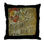 Pontchartrain Beach Throw Pillow