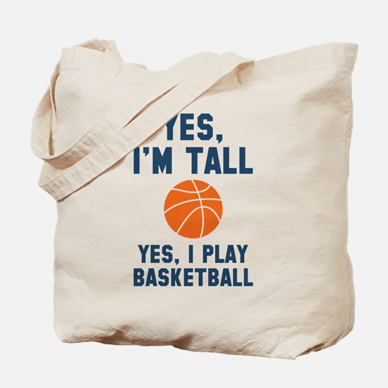 Yes, I'm Tall Tote Bag