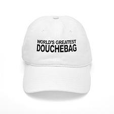World's Greatest Douchebag Cap