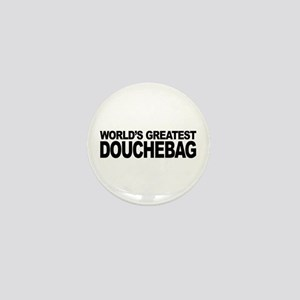 World's Greatest Douchebag Mini Button