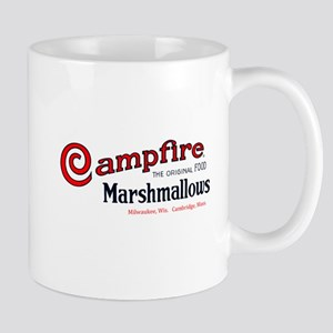 Campfire Marshmallows vintage logo Mugs