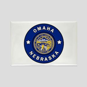 Omaha Nebraska Magnets