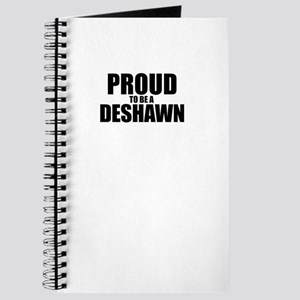 Proud to be DESHAWN Journal