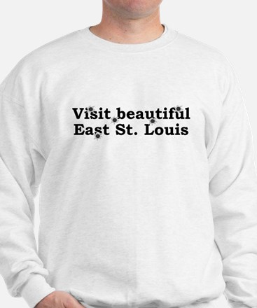 Visit East St. Louis Sweatshirt