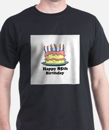 Happy 85th Birthday T-Shirt