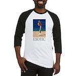 Exotic Baseball Jersey