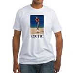 Exotic Fitted T-Shirt
