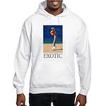 Exotic Hooded Sweatshirt
