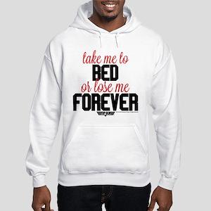 Top Gun - To Bed Hooded Sweatshirt