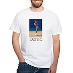 Exotic White T-Shirt