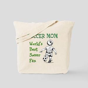 Soccer Mom - Best Fan Tote Bag