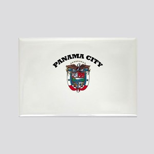 Panama City, Panama Rectangle Magnet