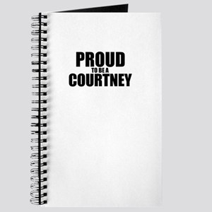 Proud to be COURTNEY Journal