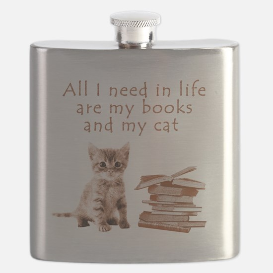 Cats and books Flask