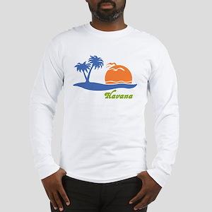 Havana Cuba Long Sleeve T-Shirt