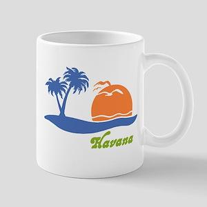Havana Cuba Mug