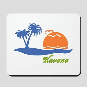 Havana Cuba Mousepad