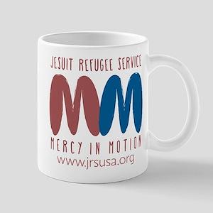 Mercy in Motion Mugs