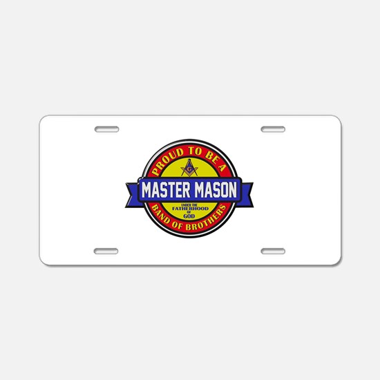 Unique Band of brothers Aluminum License Plate