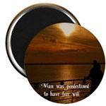 Free Will Magnet