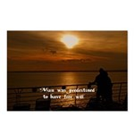 Free Will Postcards (Package of 8)