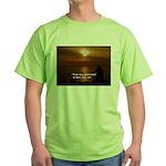 Free Will Green T-Shirt