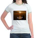 Free Will Jr. Ringer T-Shirt
