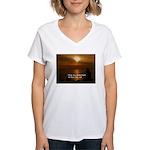 Free Will Women's V-Neck T-Shirt