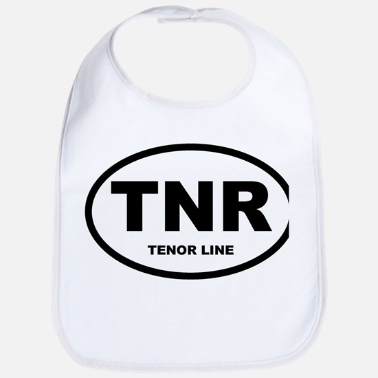 Tenor Drums Shirts and Gifts Bib