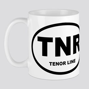 Tenor Drums Shirts and Gifts Mug