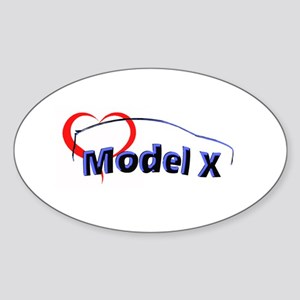 Model X Sticker