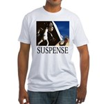 Suspense Fitted T-Shirt