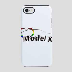 Model X Pride iPhone 8/7 Tough Case