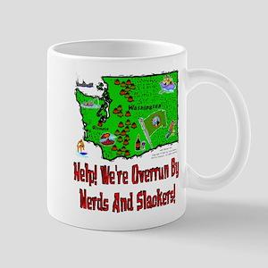 WA-Nerds! Mug
