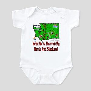 WA-Nerds! Infant Bodysuit