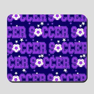 Soccer Girls Mousepad