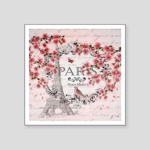 Paris spring Sticker