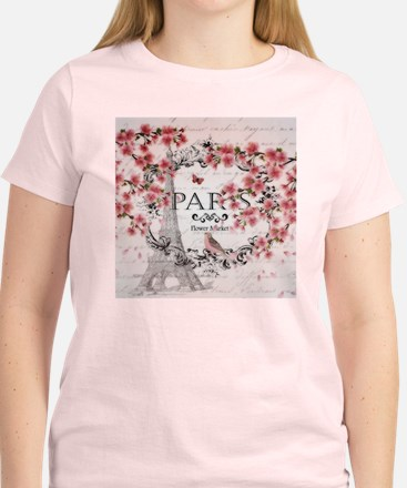 Paris spring T-Shirt