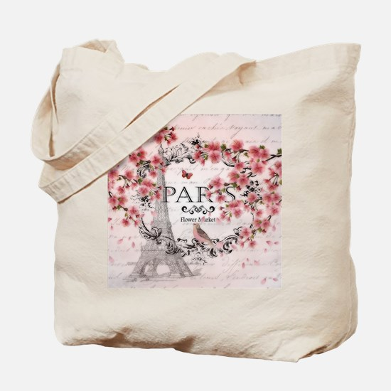 Paris spring Tote Bag