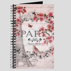 Paris spring Journal