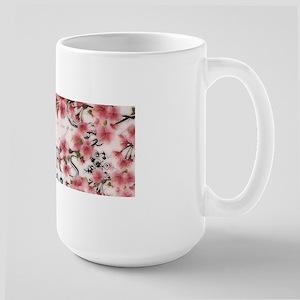 Paris spring Mugs