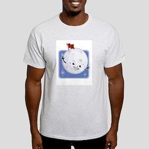 Flag on the Moon Light T-Shirt