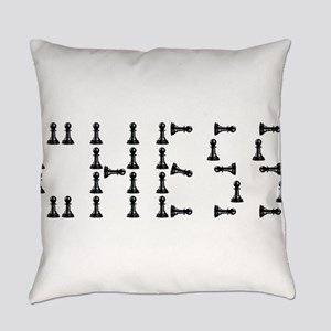 Chess Everyday Pillow