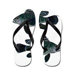Black Sea Bass (Atlantic) Flip Flops