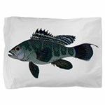 Black Sea Bass (Atlantic) Pillow Sham