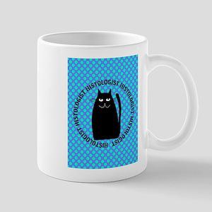 HISTOLOGIST CAT LOVER 2 Mugs