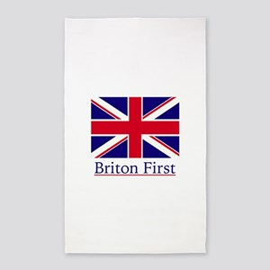 Briton First Area Rug